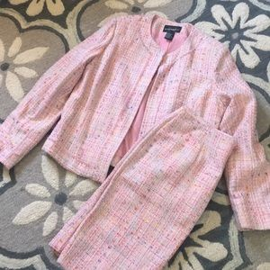 """""""Requirements"""" jacket and Skirt (worn once)"""